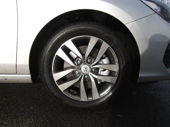 Silver Hyundai I30 1.4 T-gdi SE Nav 2020