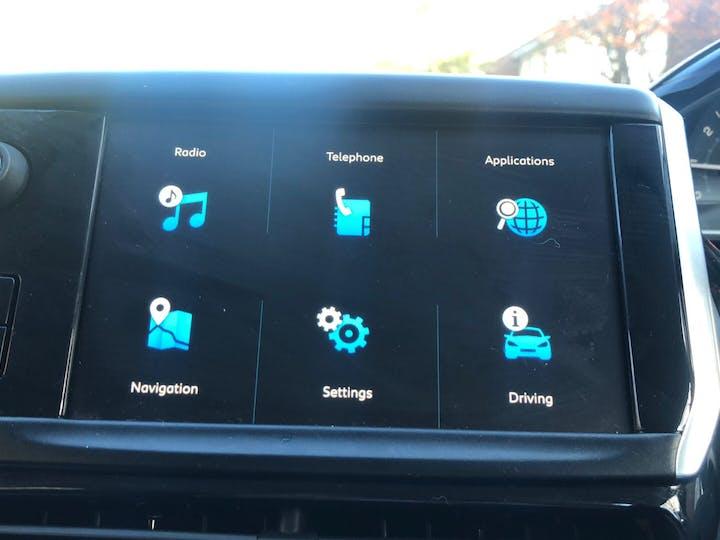 Peugeot 208 1.2 S/S Active 2018
