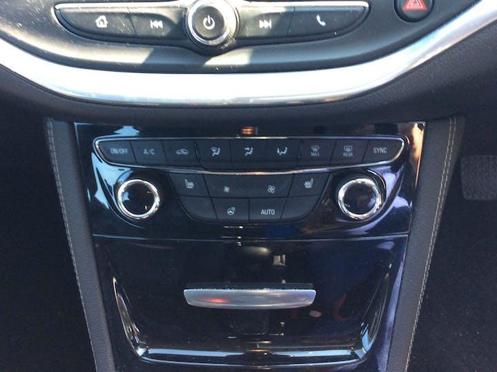 Silver Vauxhall Astra 1.0 Elite Ecoflex S/S 2017