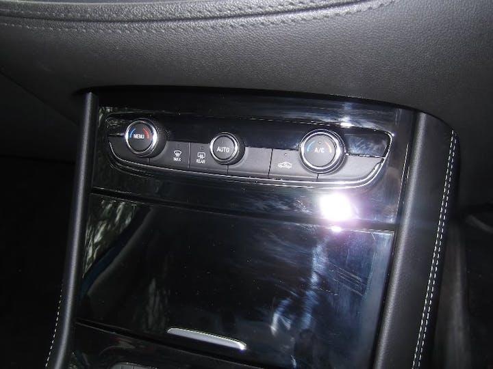 Blue Vauxhall Grandland X 1.2 SRi Nav 2020