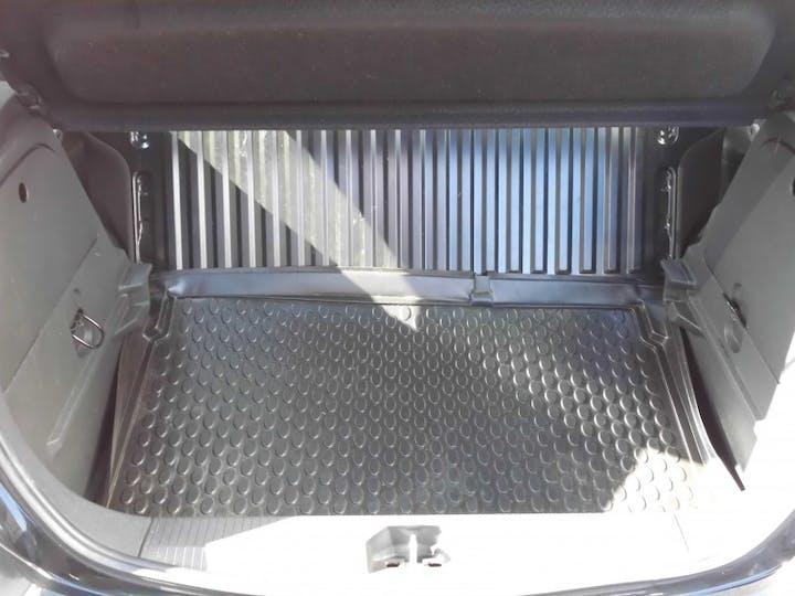 Black Vauxhall Corsa 1.4 SRi Vx-line 3 Door Automatic 2016
