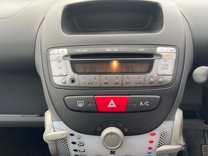 Toyota Aygo 1.0 Platinum VVT-i 2010