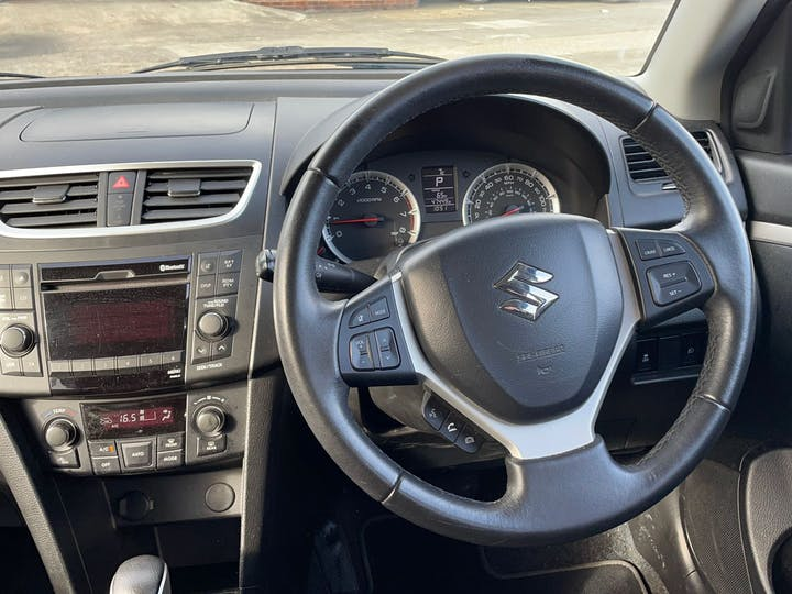 Suzuki Swift 1.2 Sz4 2013