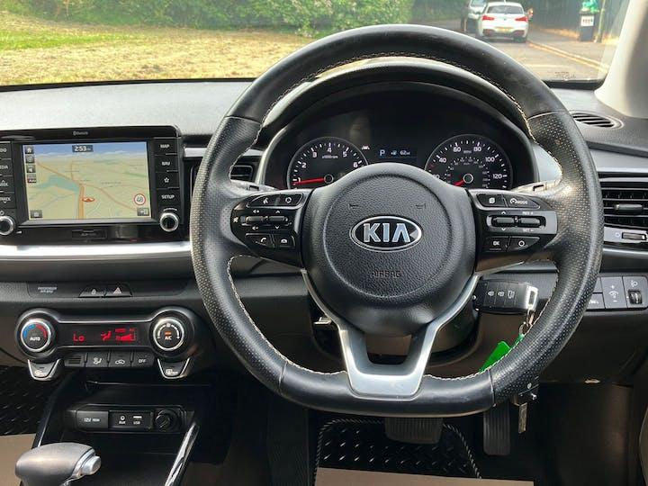 Black Kia Stonic 1.0 3 Isg 2020