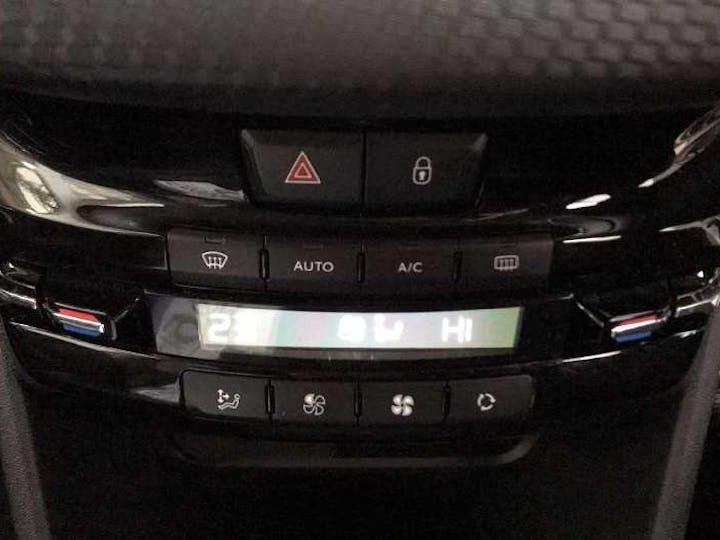 Peugeot 208 1.2 Puretech S/S GT Line 2015