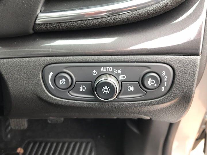 Silver Vauxhall Mokka X 1.6 Griffin Plus CDTi Ecotec S/S 2019