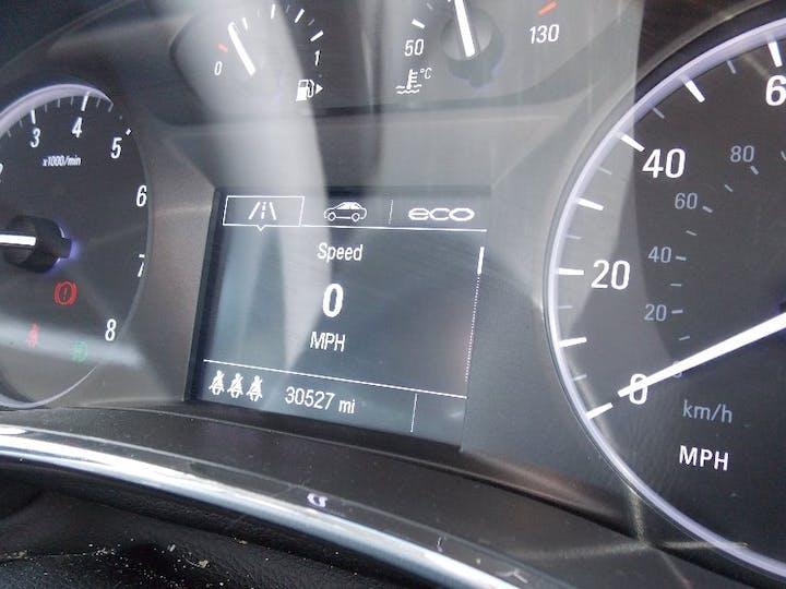 Silver Vauxhall Mokka X 1.4 Active S/S 2017