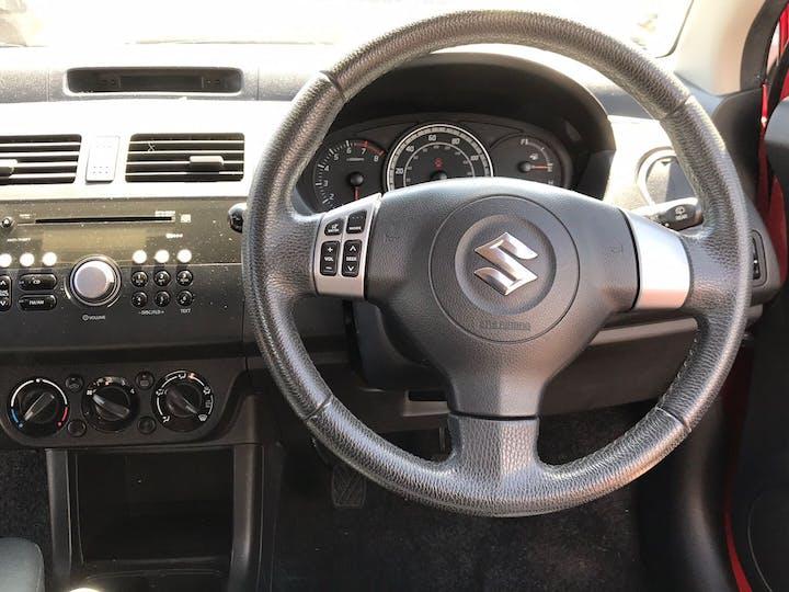 Suzuki Swift 1.3 Gl 2008