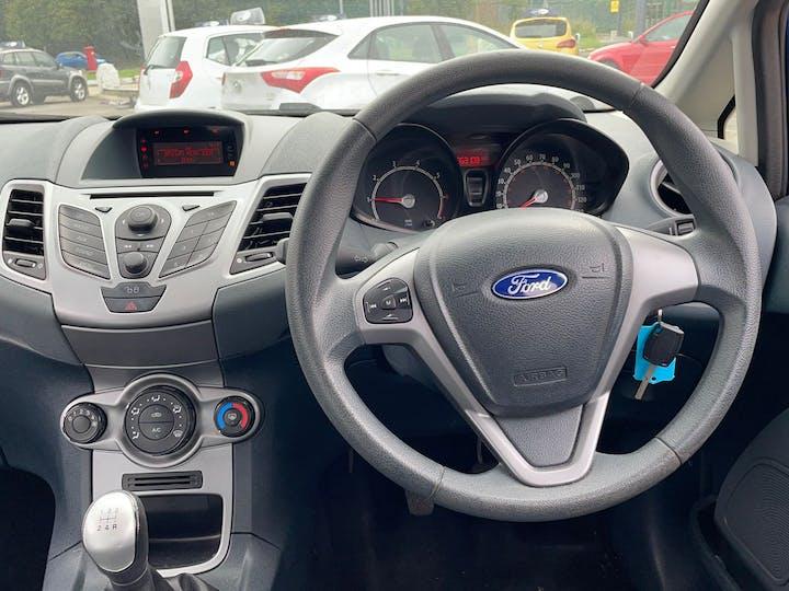 Ford Fiesta 1.2 Edge 2009