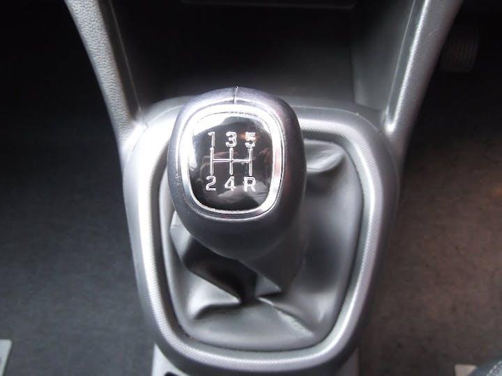 Silver Hyundai i10 1.2 SE 2019