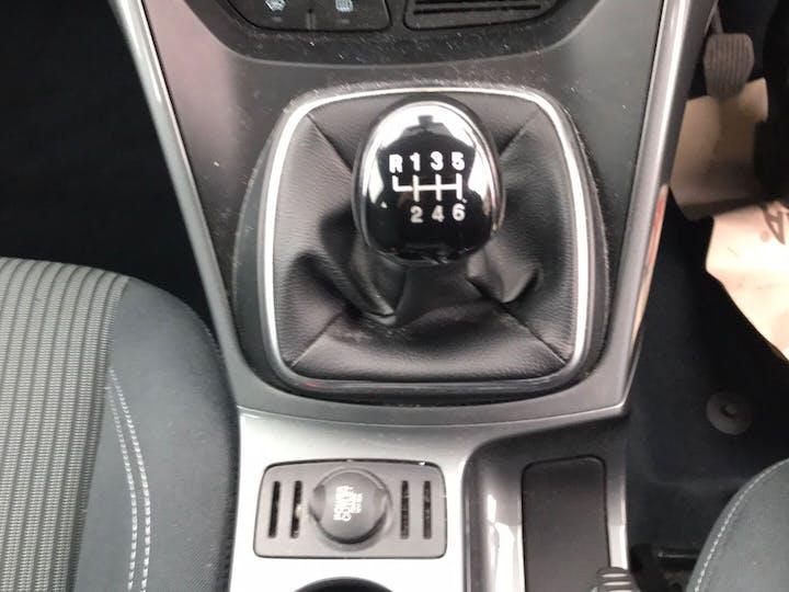 Ford C-MAX 1.6 Titanium TDCi 2012