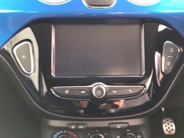 Vauxhall Adam 1.2 Energised Black Jack 2018