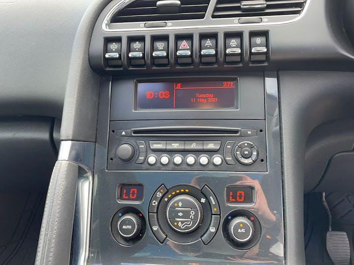 Peugeot 3008 1.6 Allure HDi Fap 2012