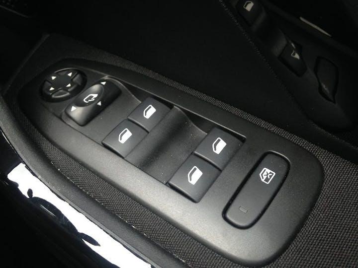 Grey Peugeot 208 1.2 S/S Tech Edition 2019