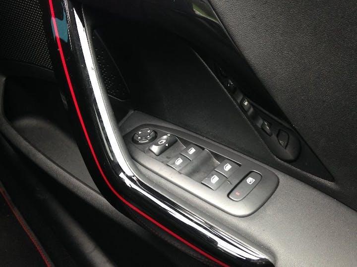 Grey Peugeot 2008 1.2 Puretech S/S GT Line 2019