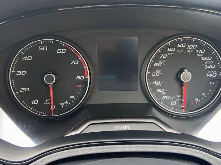 SEAT Arona 1.0 TSI Fr DSG 2020