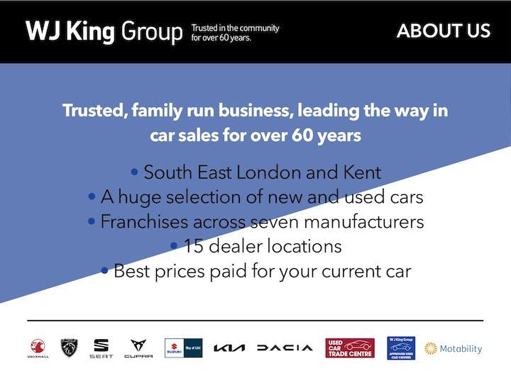 Vauxhall Crossland X 1.2 SE 2018