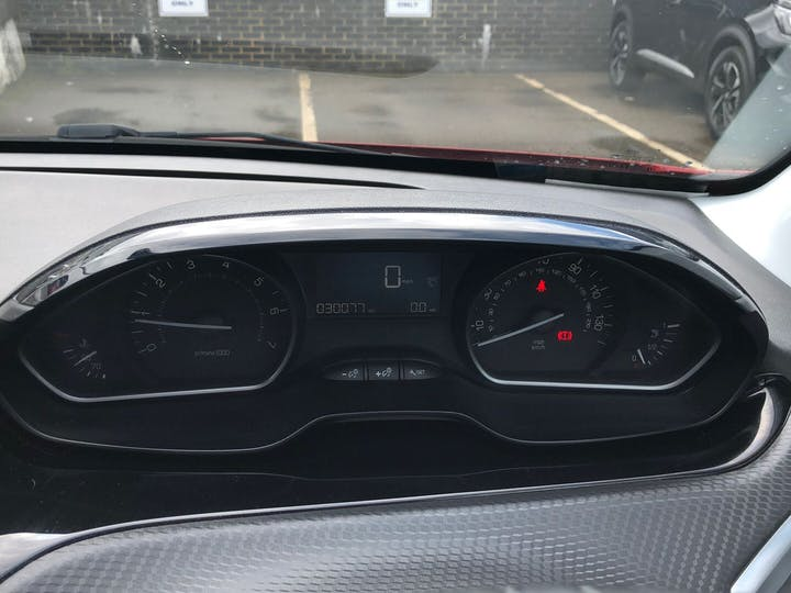 Peugeot 208 1.2 Puretech S/S GT Line 2018