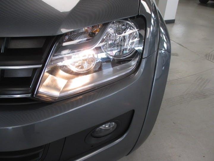 Volkswagen Amarok 2.0 Dc TDI Trendline 4motion 2016