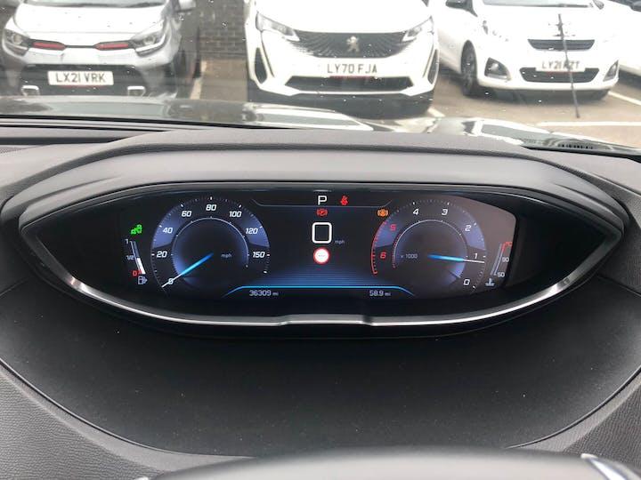 Peugeot 3008 1.6 Bluehdi S/S GT Line 2017