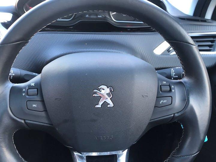 Peugeot 208 1.2 S/S Tech Edition 2018