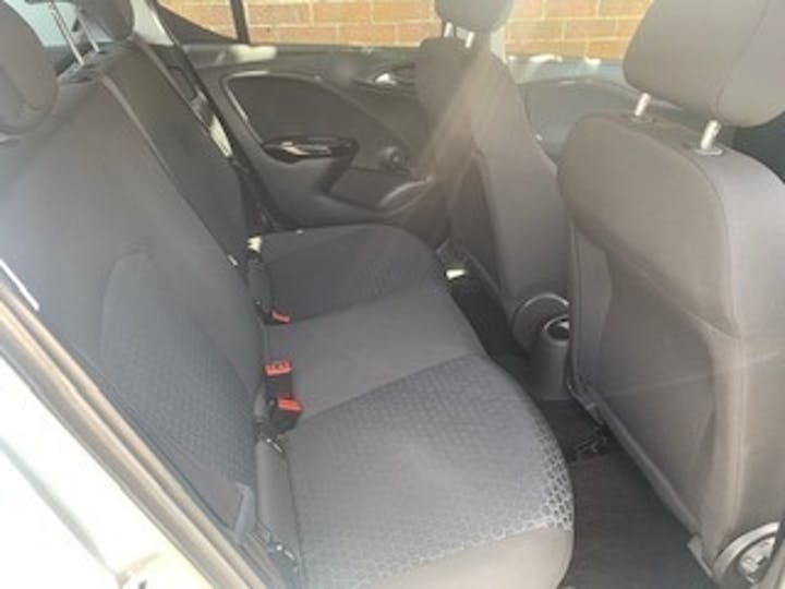 Silver Vauxhall Corsa 1.4 Energy 2019