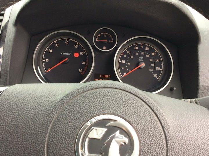 Vauxhall Zafira 1.6 Exclusiv 2013