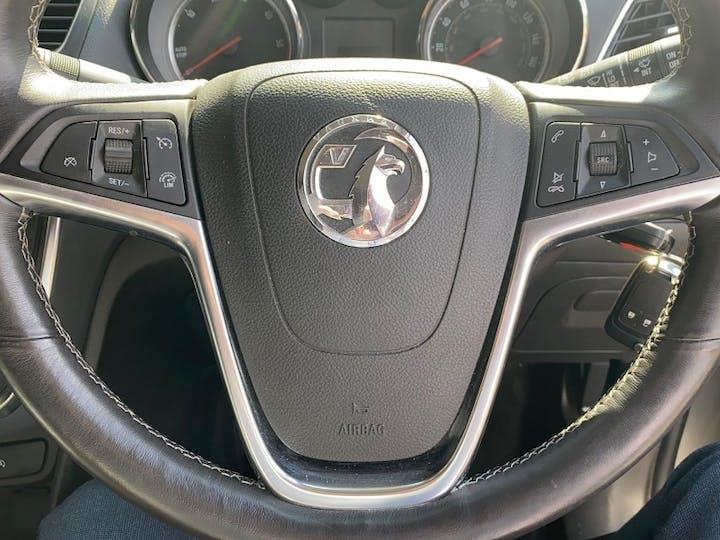 Silver Vauxhall Mokka 1.6 SE CDTi Ecoflex S/S 2016