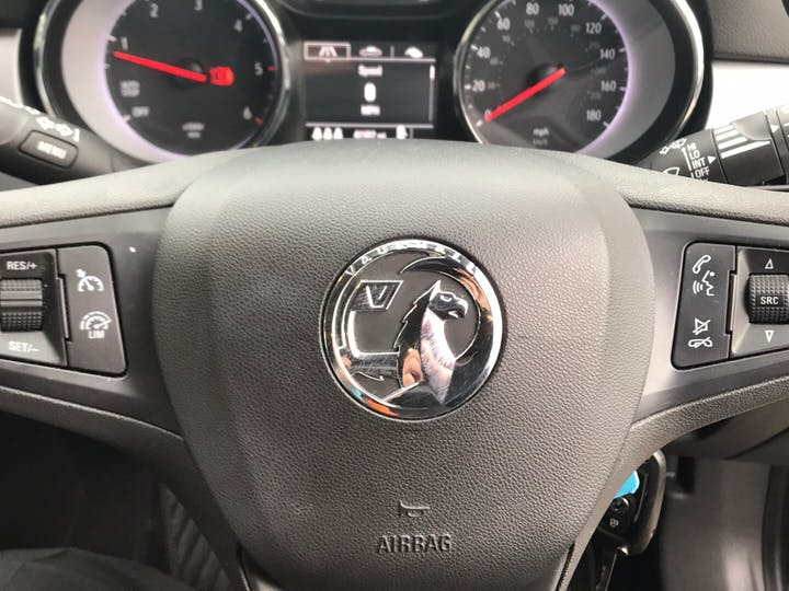 Vauxhall Astra 1.6 Design CDTi Ecoflex S/S 2017