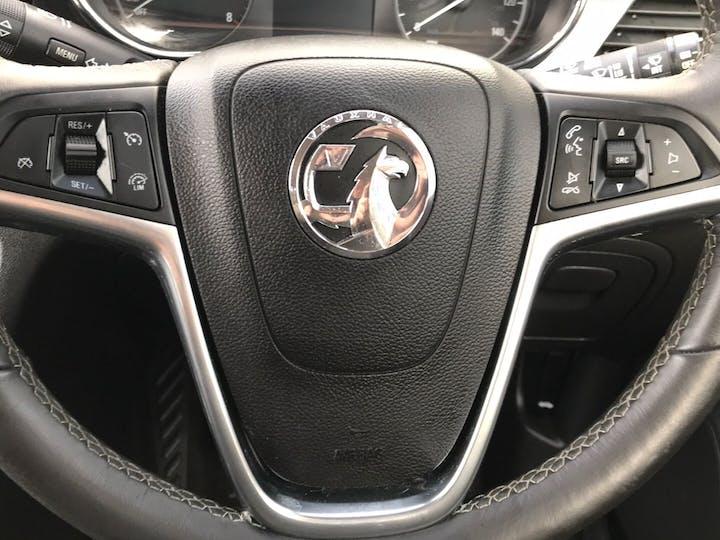 Vauxhall Mokka X 1.4 Active S/S 2017