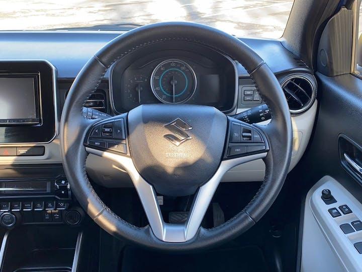 Suzuki Ignis 1.2 Sz5 Dualjet 2017