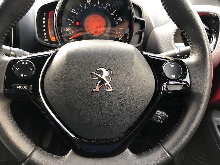 Peugeot 108 1.0 Allure 2020