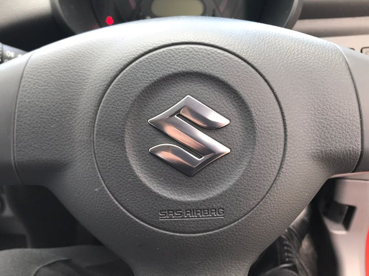 Suzuki Alto 1.0 Sz 2013