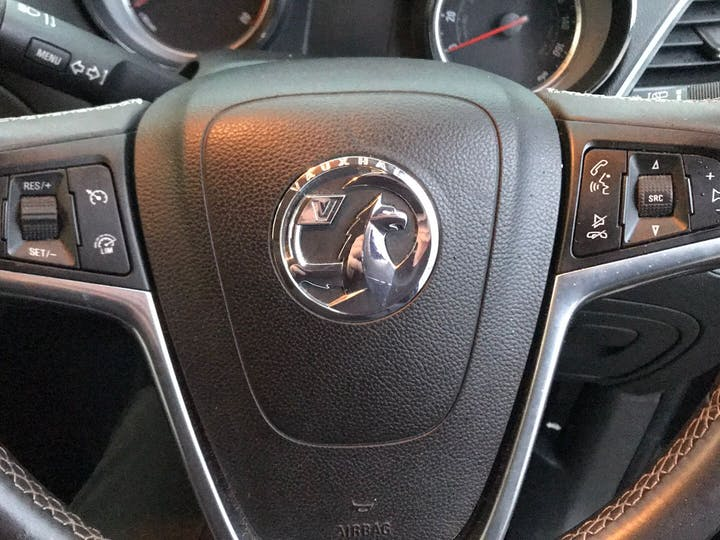 Vauxhall Mokka 1.6 Tech Line S/S 2013