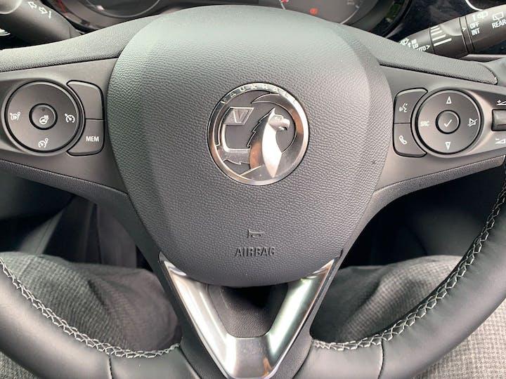 Orange Vauxhall Corsa 1.2 SRi Nav Premium 2020
