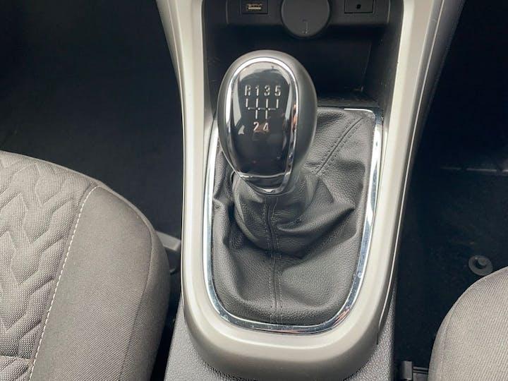 Vauxhall Astra 1.4 Energy 2014
