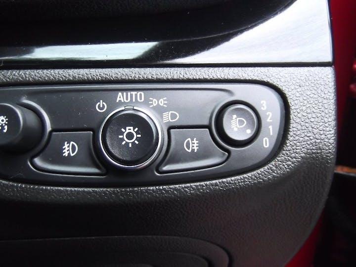 Red Vauxhall Mokka X 1.4 Active 2017