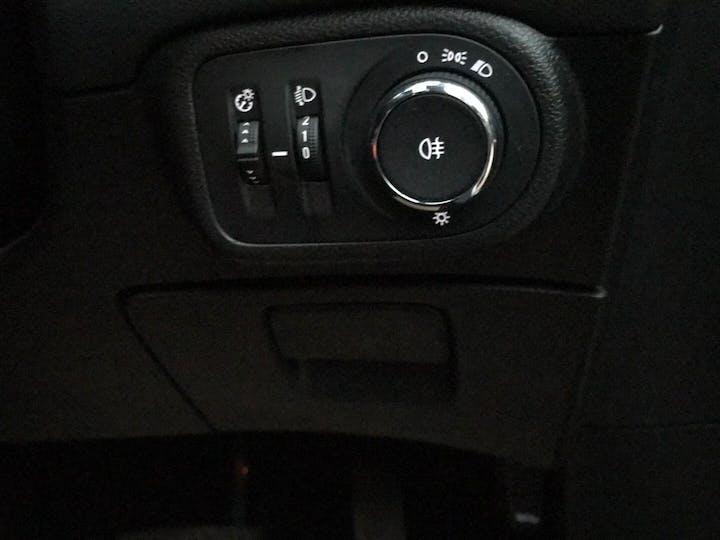 Vauxhall Zafira Tourer 1.4 Design 2017