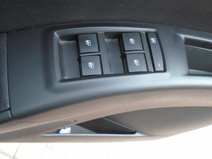 Blue Vauxhall Meriva 1.4 SE 2017