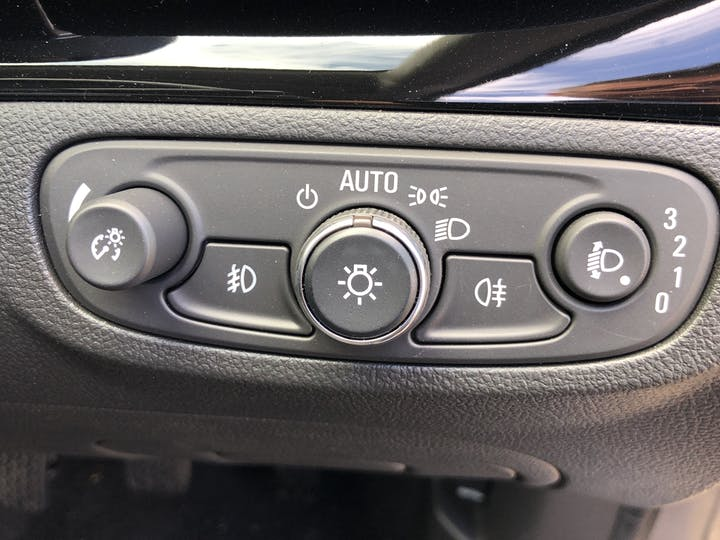 Grey Vauxhall Mokka X 1.4 Active Ecotec S/S 2019