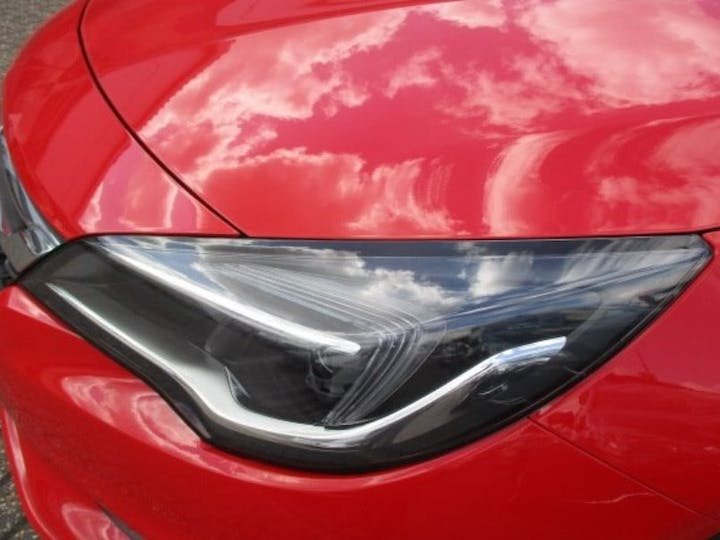 Red Vauxhall Astra 1.4 SRi S/S 2019