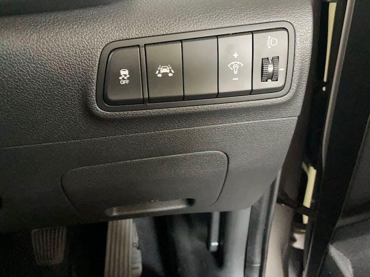 Hyundai Tucson 1.6 Gdi SE Nav Blue Drive 2017