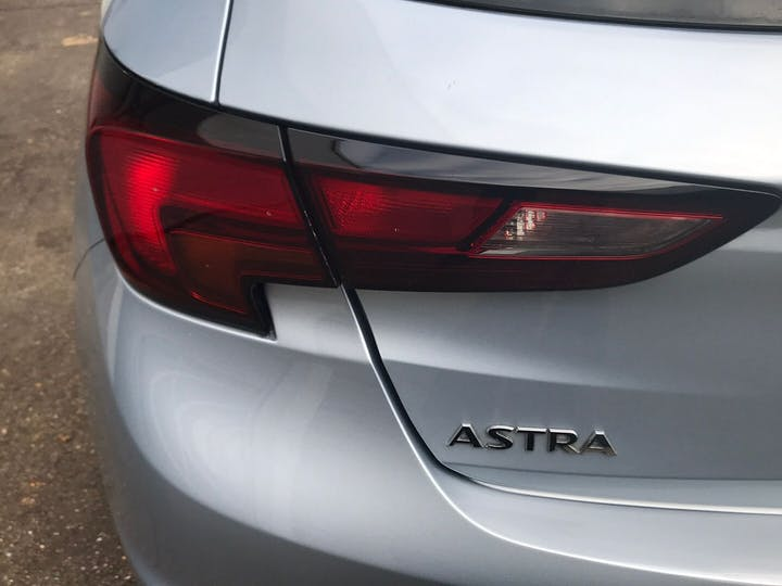 Vauxhall Astra 1.4 Design 2016