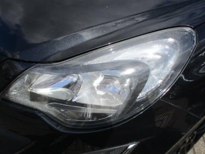 Vauxhall Corsa 1.4 Black Edition 2014