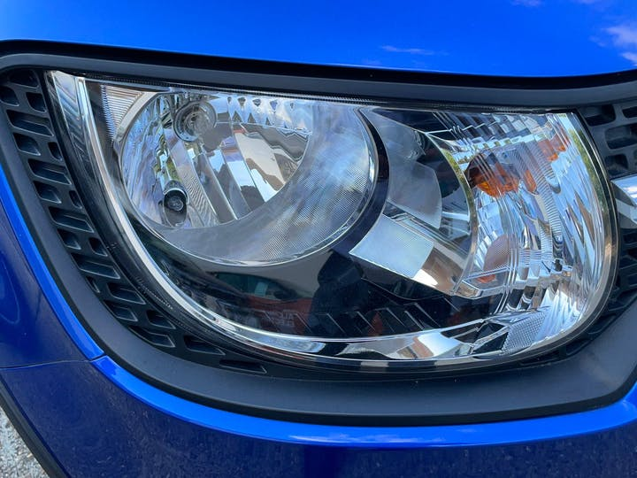 Suzuki Ignis 1.2 Adventure Dualjet 2018