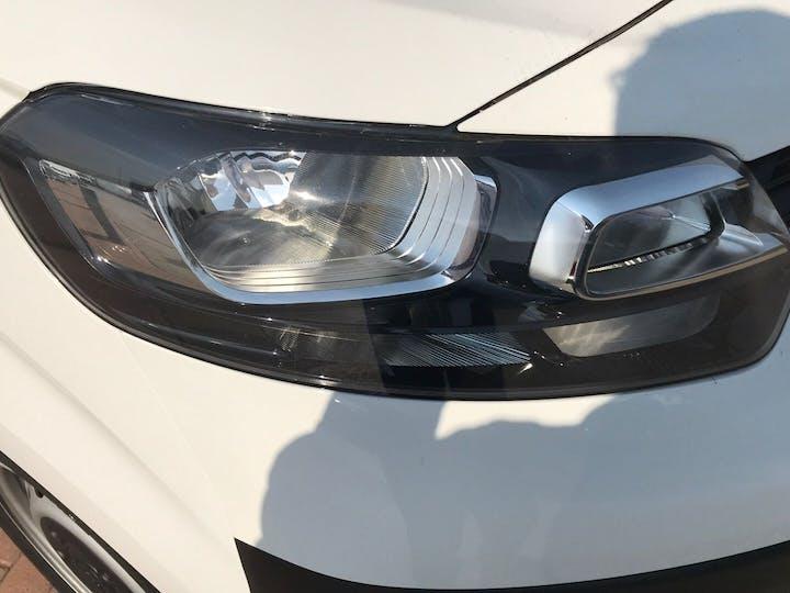 White Vauxhall Vivaro 2.0 L2h1 3100 Edition S/S Dcb 2020