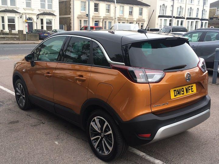 Vauxhall Crossland X 1.2 Elite 2019