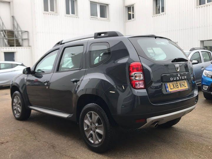 Dacia Duster 1.2 Nav Plus Tce 2018