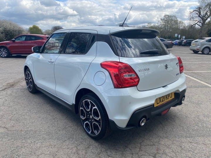 Suzuki Swift 1.4 Sport Boosterjet 2021