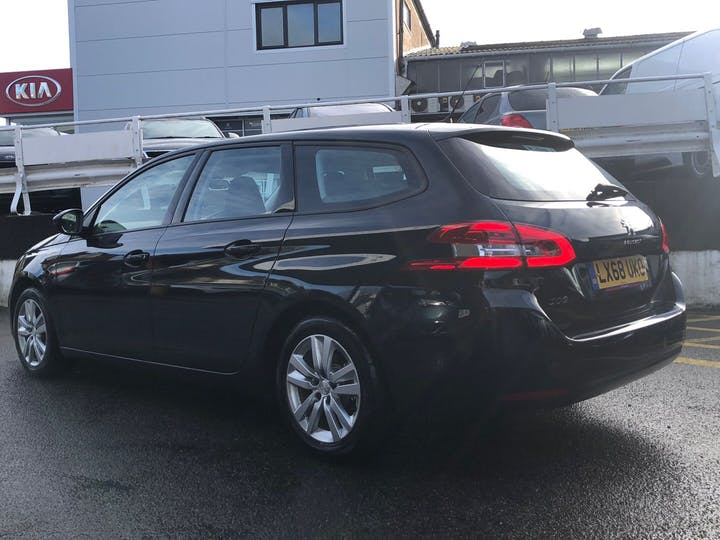 Peugeot 308 1.6 Blue HDi S/S SW Active 2018